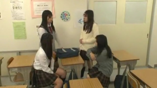 Hottest Chinese Doll Uta Kohaku, Anna Momoi In Unique School/gakuseifuku Jav Flick